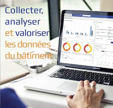 collecter, analyser, valoriser données bâtiment